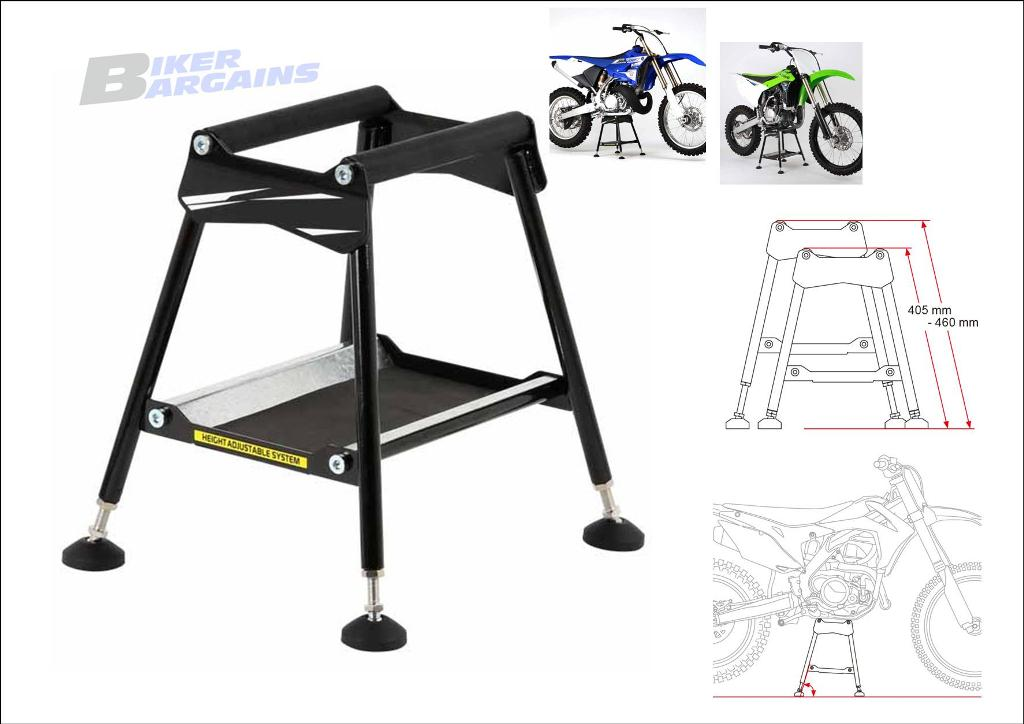 FIT STAND MOTOCROSS MULTI ADJUSTABLE 2210