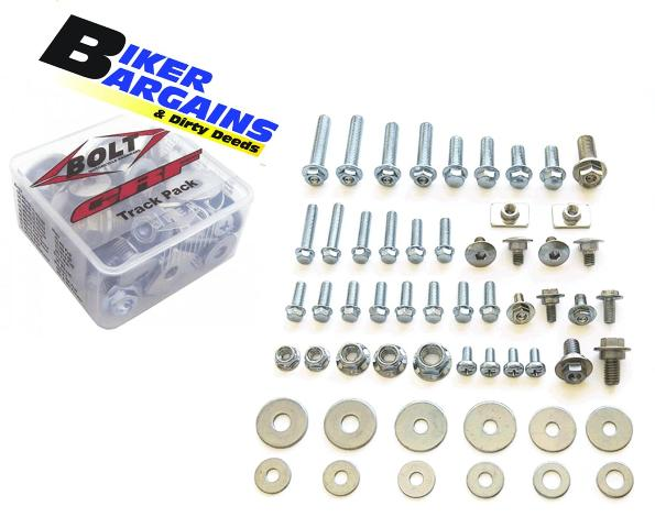 BOLT KIT HONDA CRF