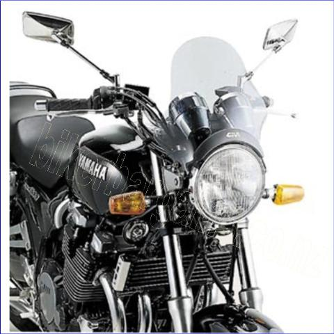 GIVI SCREEN 200 HEAD LIGHT FLY SCREEN