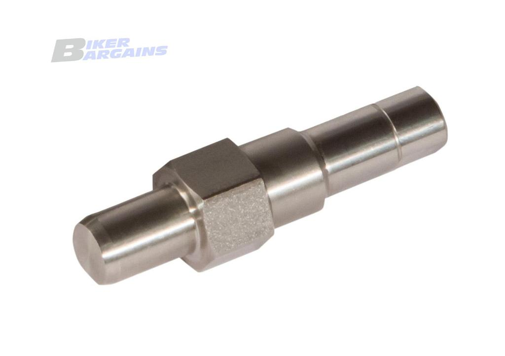 WATERPUMP SHAFT SX125 KTM SX65