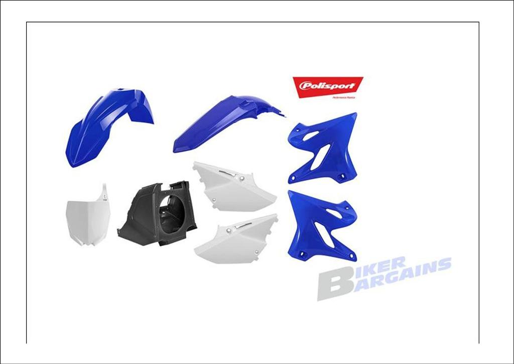 RESTYLING KIT YZ125 YZ250 WITH AIR BOX