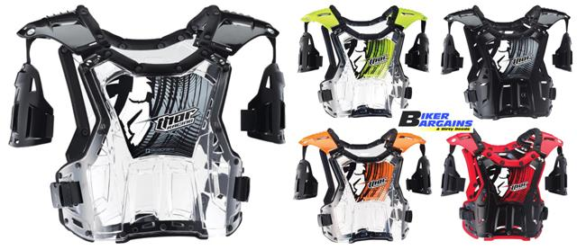THOR MOTOCROSS ARMOUR ADULT S14
