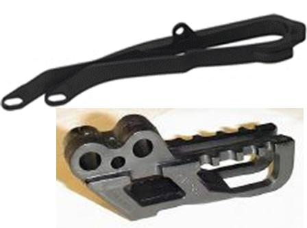CHAIN GUIDE AND SLIDER COMBO KX250F KX450F 06