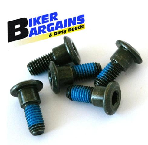 BRAKE DISC BOLTS M8x25