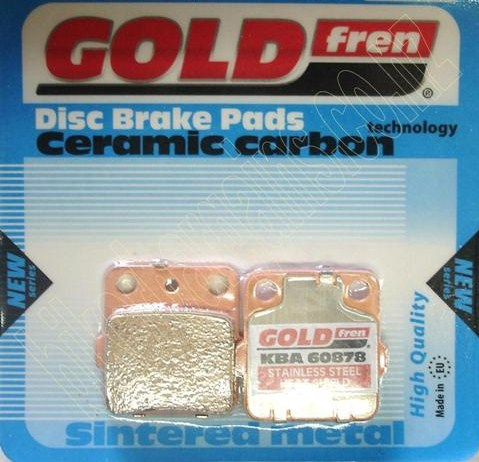 BRAKE PAD GF007 CR85 TRX400EX GRIZZLY