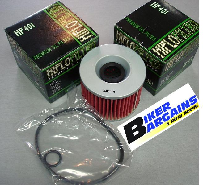 HIFLO OIL FILTER 401 KAWASAKI
