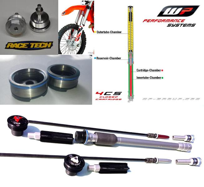 KTM 4CS FORK MODIFICATIONS