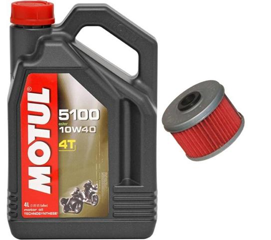 MOTUL 5100 Filter Combo Cartridge
