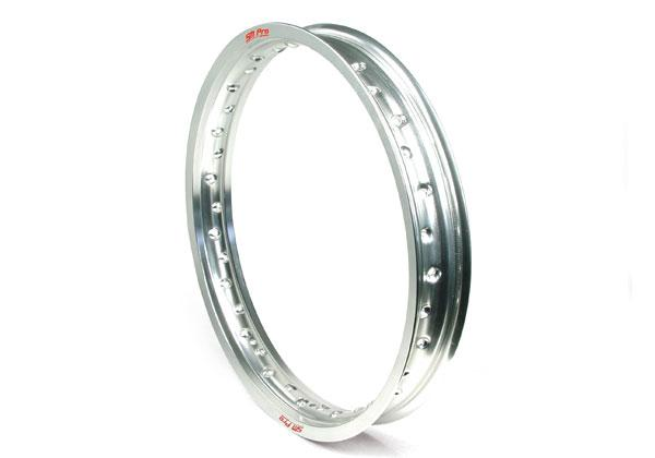 FRONT RIM 21x1.60 36H BLANK KTM SILVER